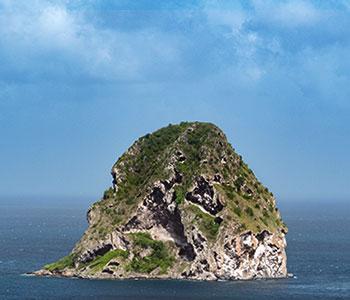 Diamond Rock Martinique