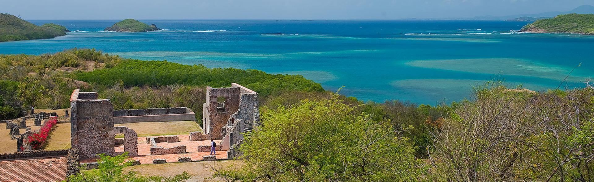 Chateau Dubuc Martinique