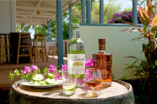 distillerie clément rhum martinique
