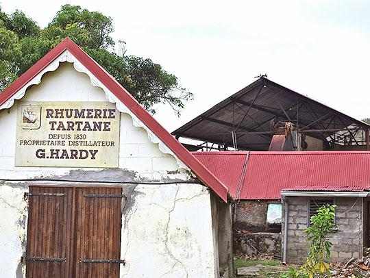 Distillerie Hardy Martinique