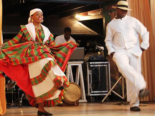 Quadrille dance Martinique