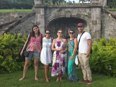 Martinique Life Style